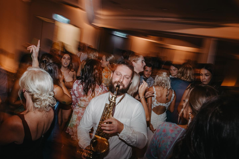 Saxophone Player | JAMM Events