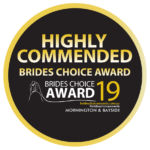 JAMM Events Brides Choice Award