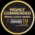 JAMM Events Brides Choice Award