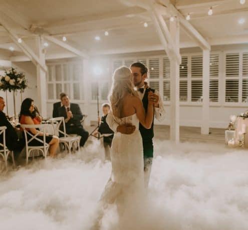 Wedding DJ | Dry Ice | JAMM Events