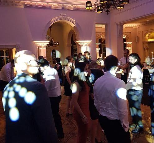 Wedding DJ Dancefloor | Dancefloor Lighting | JAMM Events