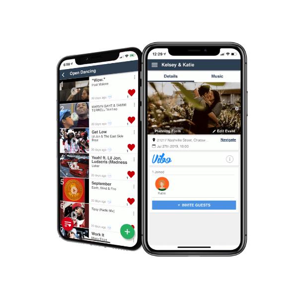 JAMM Events   Music App