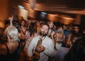 JAMM Events | Saxophone