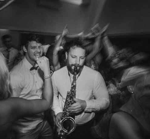 Saxophone | Dance floor
