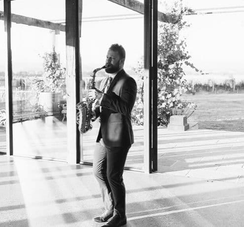 Saxophone | Wedding
