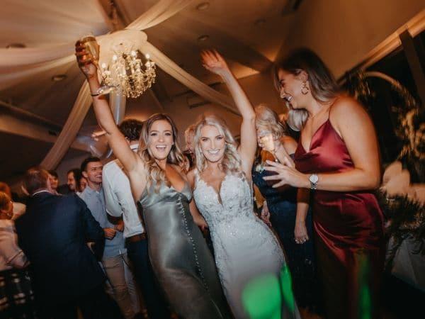 JAMM Events | Bride Dancing