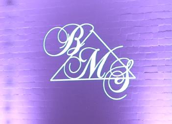 Custom Monogram   JAMM Events