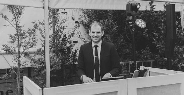 JAMM Events Wedding DJ
