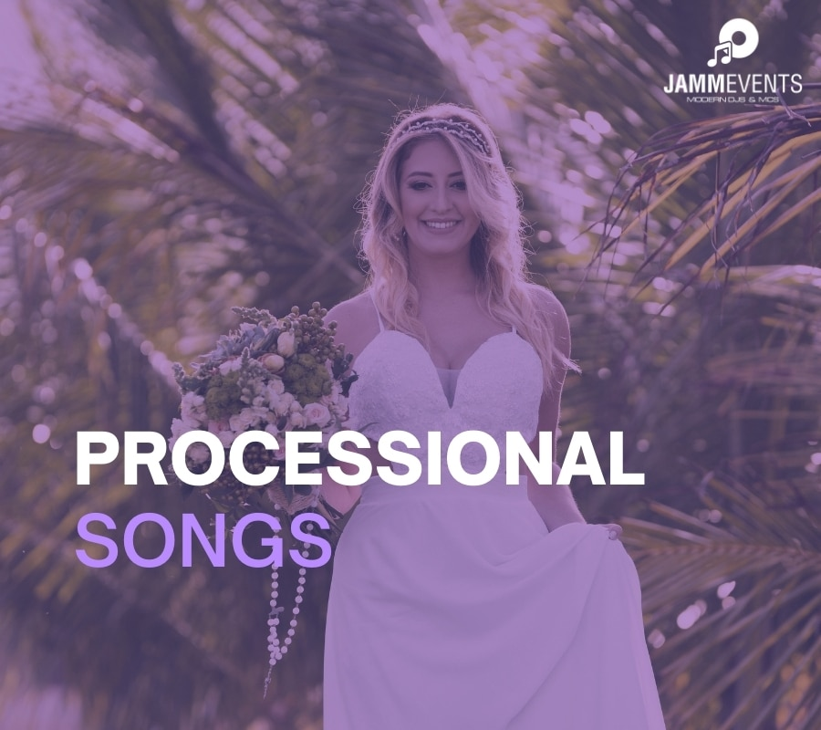 Wedding Ceremony Processional Songs
