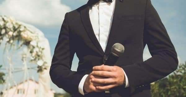 How To Be A Wedding MC